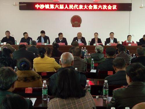 中沙镇第六届六次人民代表大会会议现场_副本.jpg
